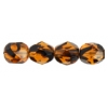Fire Polished 7mm Assorted Colors